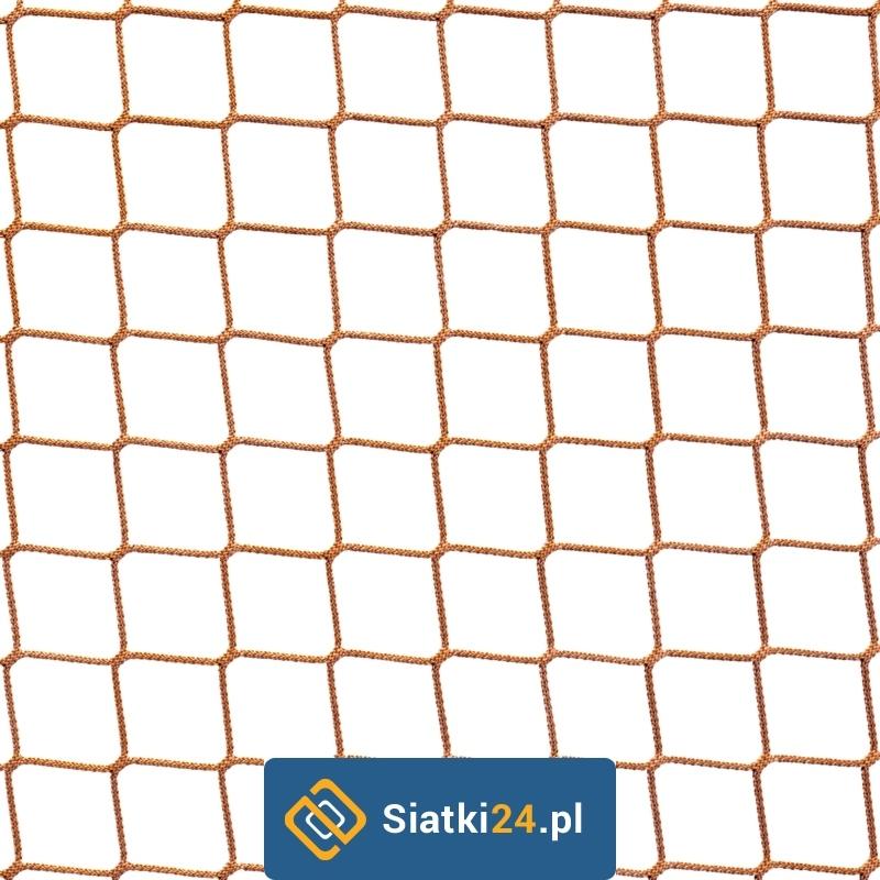 Siatki na piłkołapy wewnątrz 4,5x4,5 3mm PP