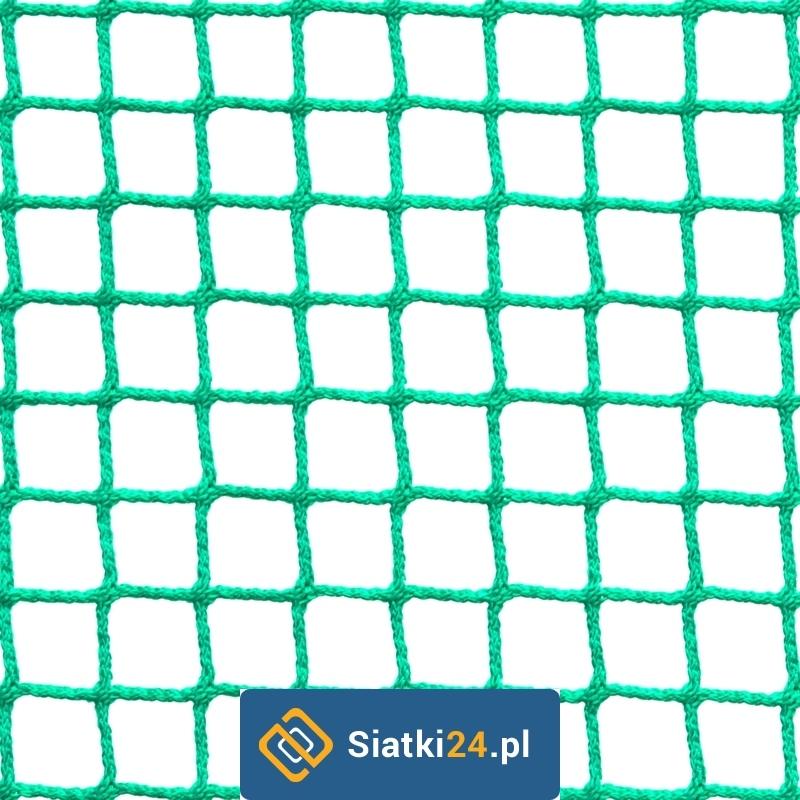 Siatka dla zwierząt - 2x2 2mm PP