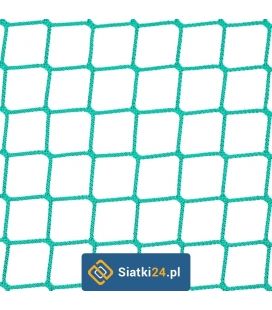 Siatki asekuracyjne- 4,5x4,5 4mm PP
