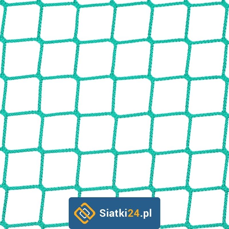 Siatka ochronna na wymiar- 4,5x4,5 4mm PP