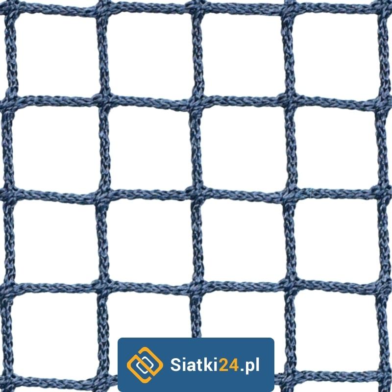Siatka na wysypiska - 2x2 2mm PP