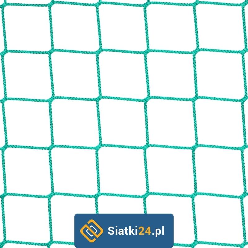 Siatka na ogrodzenie boiska - 10x10-5mm PP
