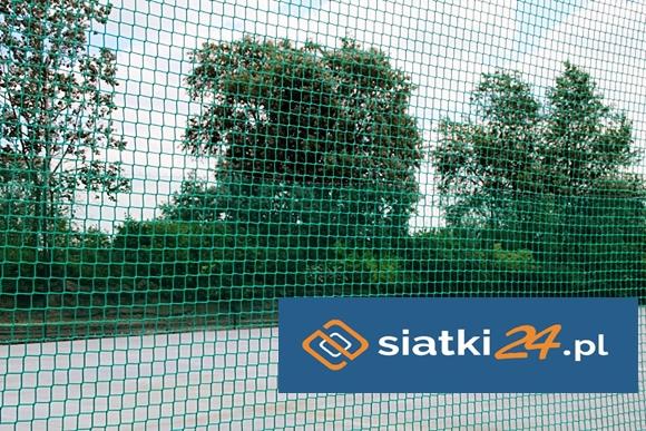 Trwała i mocna siatka na ogrodzenia sportowe