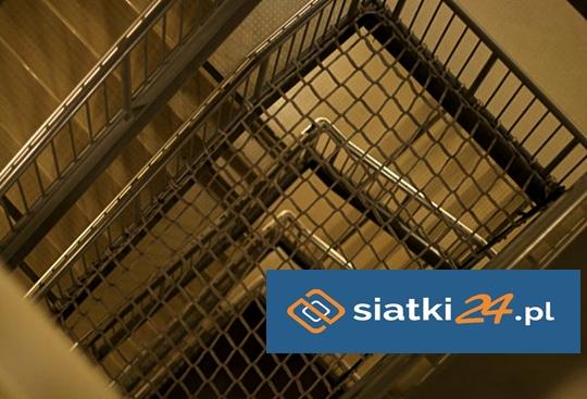 Ochronna siatka zabezpieczająca schody