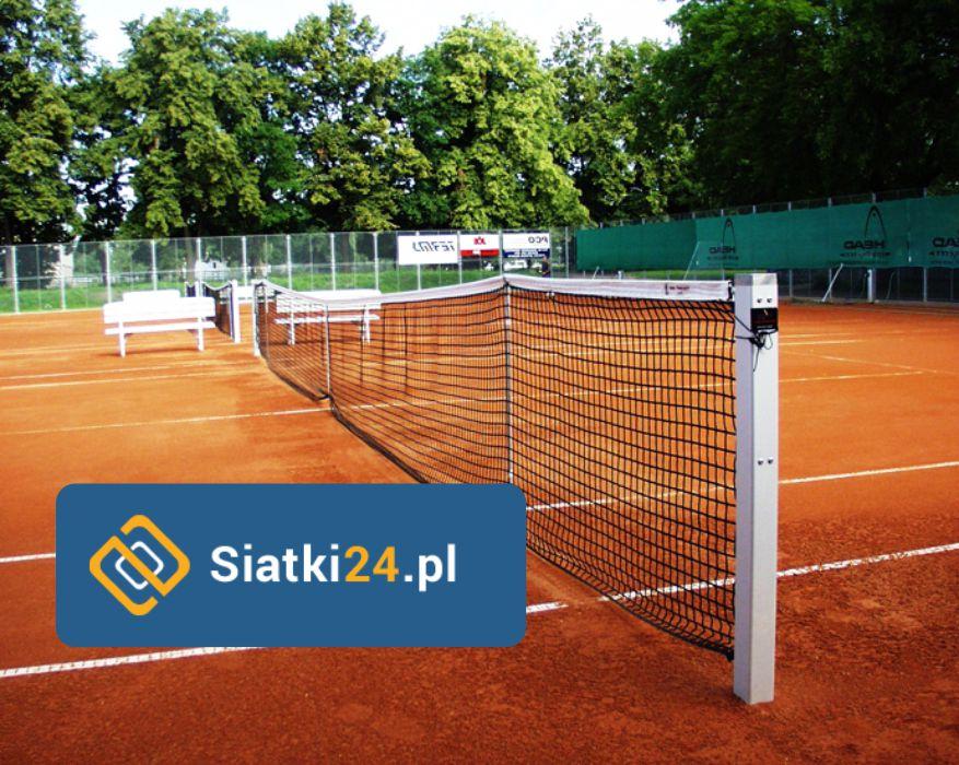 Wybór siatki poliproylenowej na kort tenisowy. Siatka na kort tenisowy